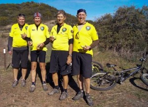 MBU, Mountain Bike Unit, Santa Monica Mountains