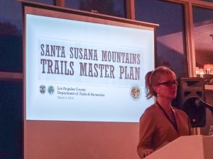 Santa Susana Mountains Trail Master Plan Meeting