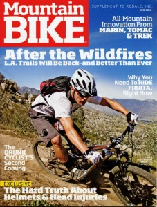 Mountain Bike Magazine Station Fire
