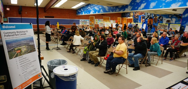 Puente Hills Landfill Meeting