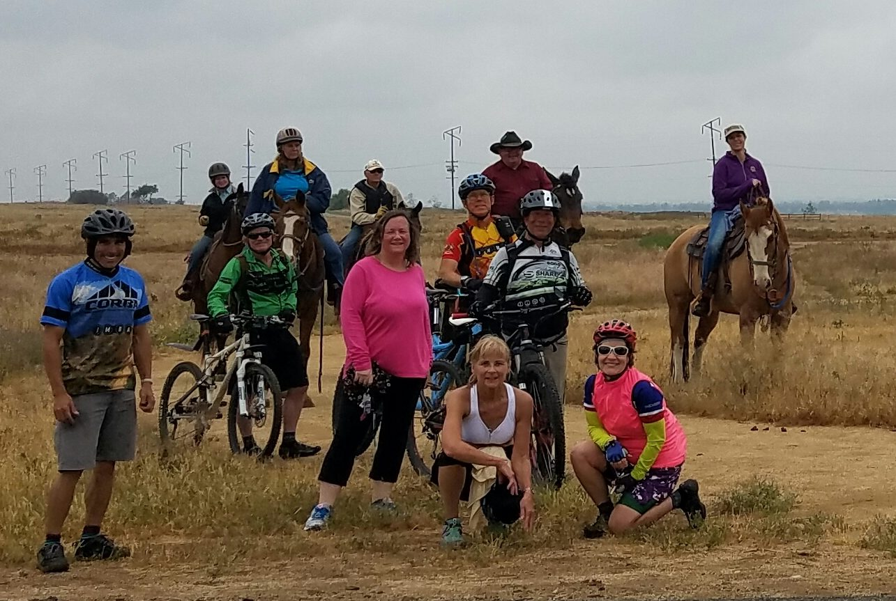 Ride, Hike, and Bike event on Santa Ana River Trail