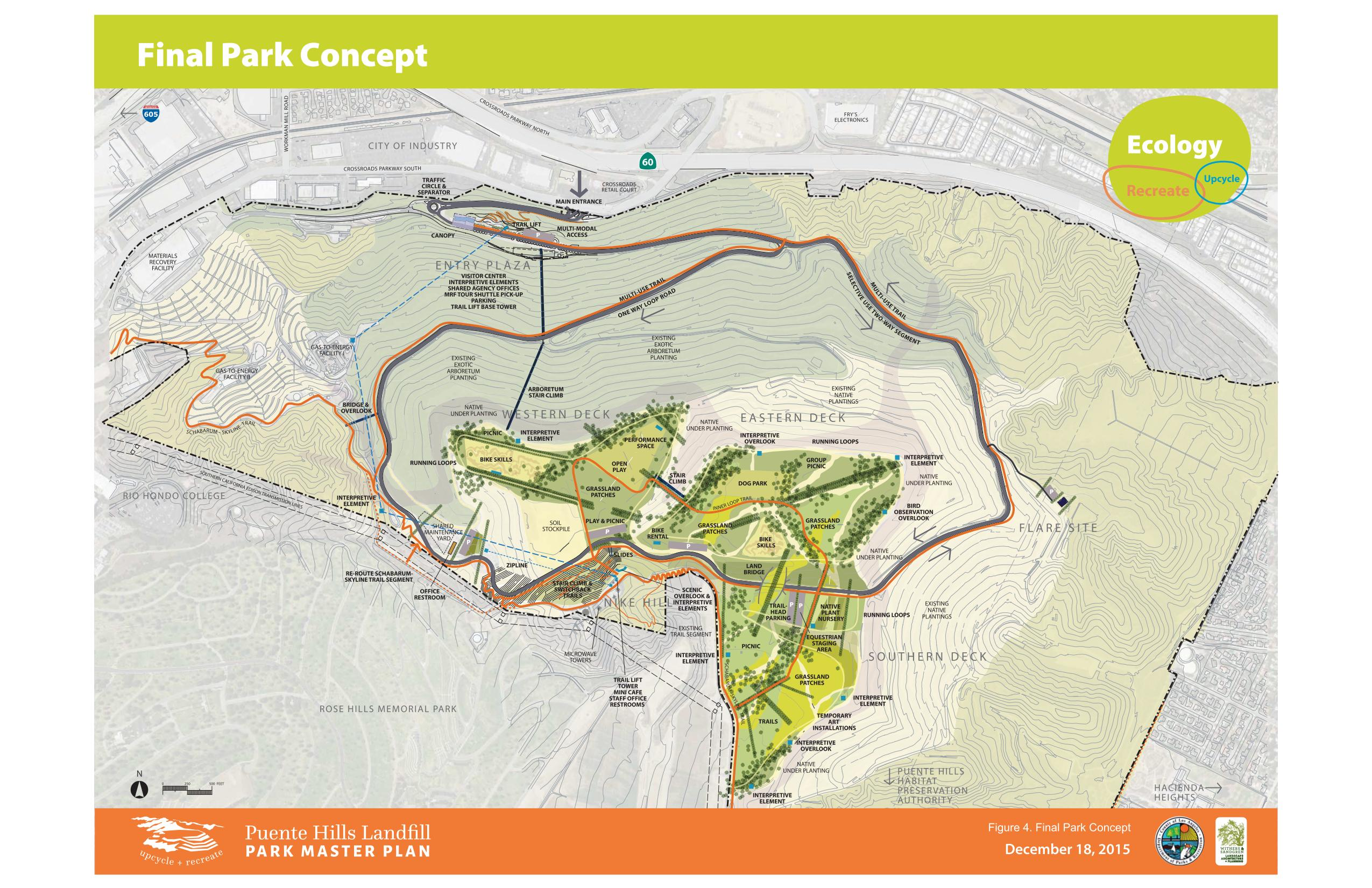 CORBA News Concerned OffRoad Bicyclists Association - Los angeles arboretum map