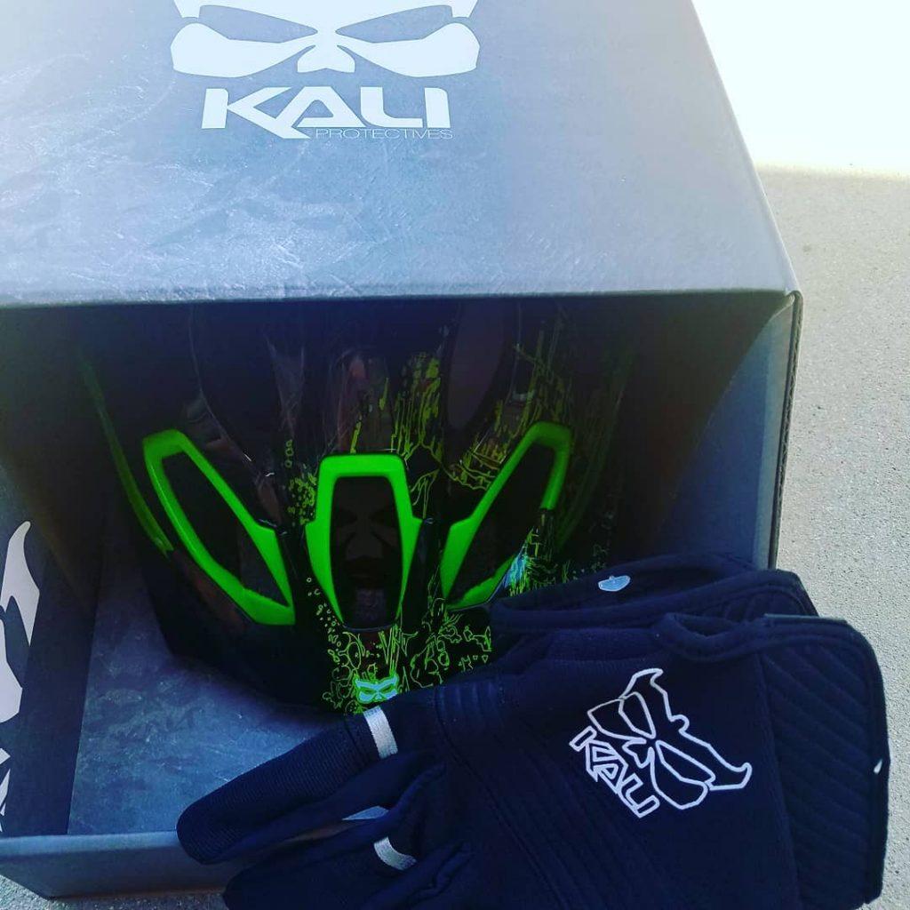 Kali Protectives Donation to CORBA #morekidsonbikes