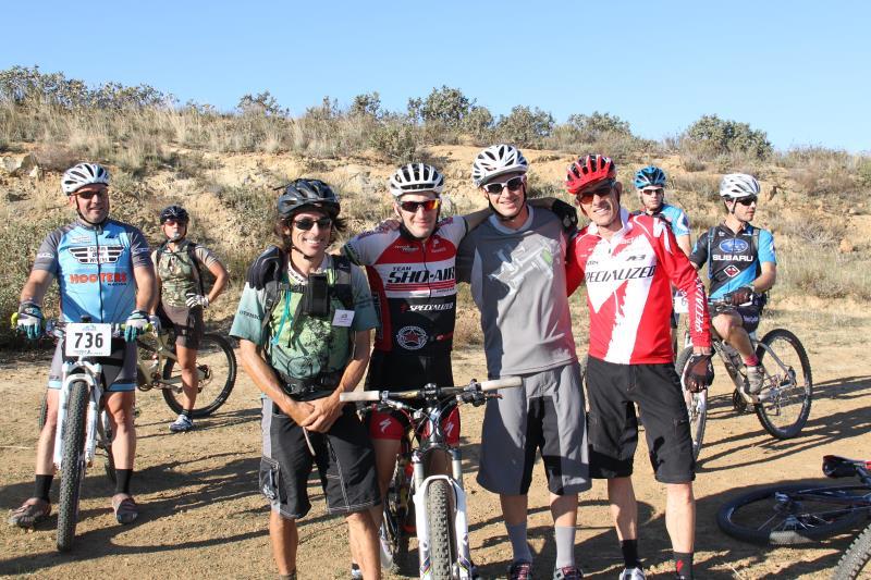 Advanced Ride Leaders