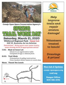 COSCA Spring Trailwork